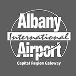 Albany International Airport logo