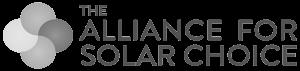 Alliance for Solar Choice logo