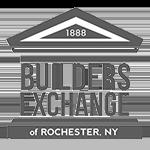 Builders Exchange of Rochester logo