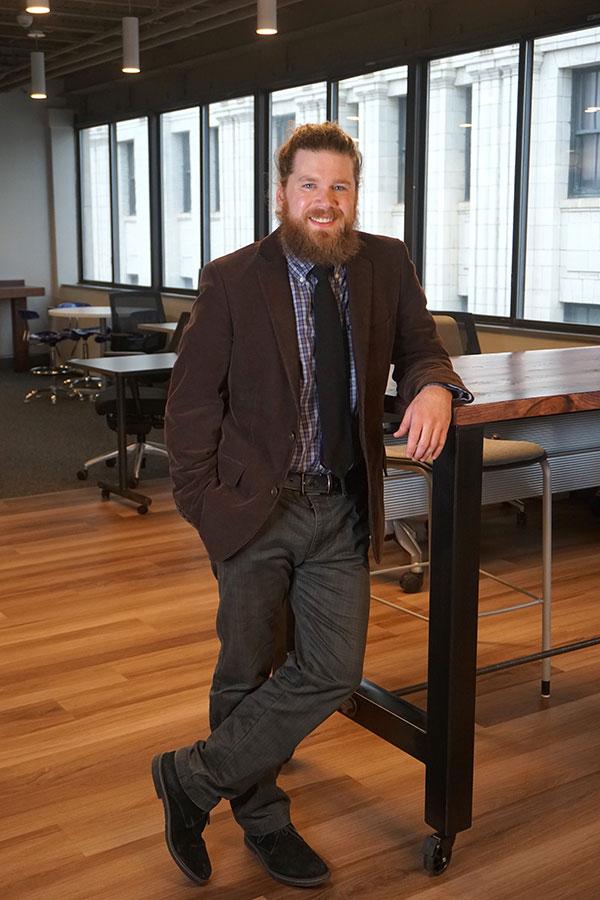 Andrew Beam, Senior Account Manager