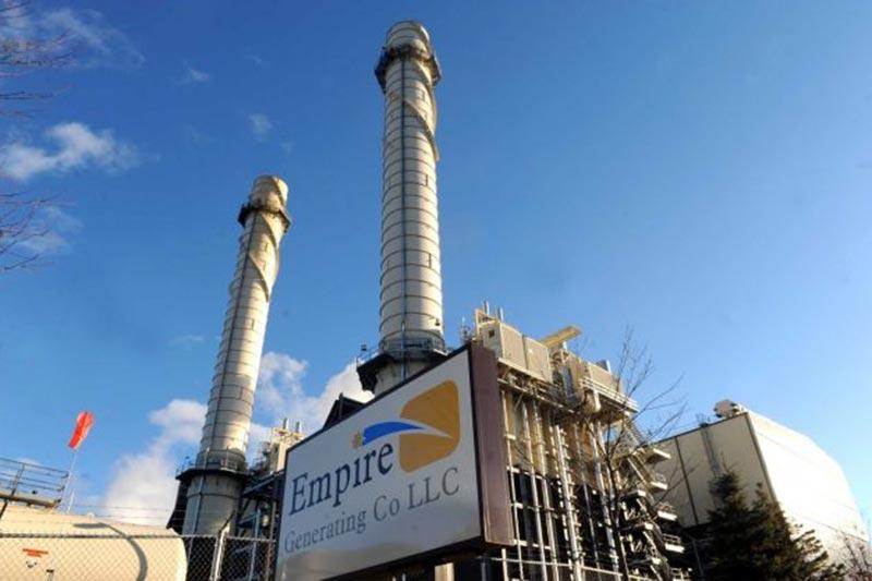 Empire Generating Co LLC building